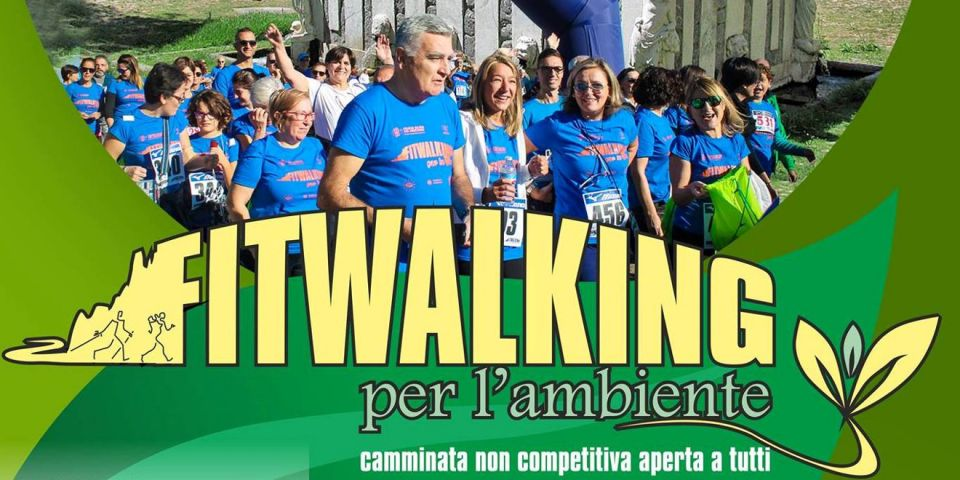 Fitwalking per L'Ambiente 2017