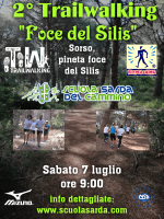 "2° Trailwalking ""Foce del Silis"""